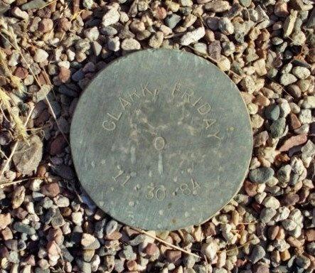 CLARK, FRIDAY - Maricopa County, Arizona | FRIDAY CLARK - Arizona Gravestone Photos