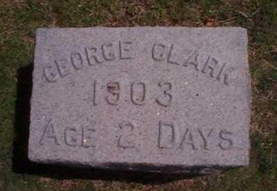 CLARK, GEORGE - Maricopa County, Arizona | GEORGE CLARK - Arizona Gravestone Photos
