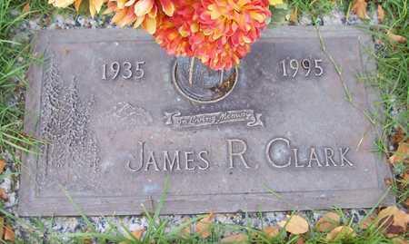 CLARK, JAMES R. - Maricopa County, Arizona   JAMES R. CLARK - Arizona Gravestone Photos