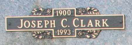 CLARK, JOSEPH C - Maricopa County, Arizona | JOSEPH C CLARK - Arizona Gravestone Photos