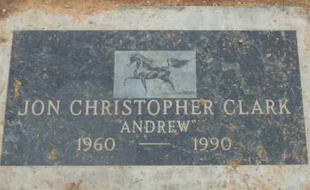 CLARK, JON CHRISTOPHER - Maricopa County, Arizona | JON CHRISTOPHER CLARK - Arizona Gravestone Photos
