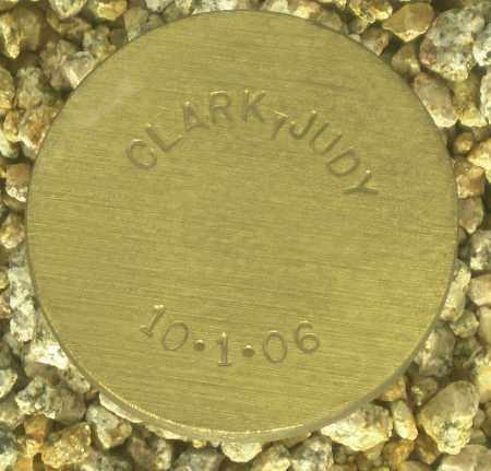 CLARK, JUDY - Maricopa County, Arizona   JUDY CLARK - Arizona Gravestone Photos