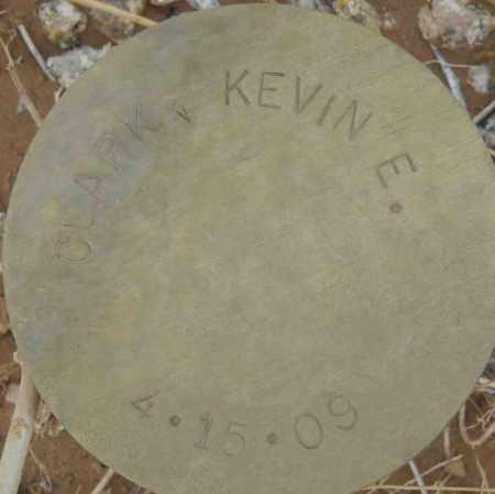 CLARK, KEVIN E. - Maricopa County, Arizona   KEVIN E. CLARK - Arizona Gravestone Photos