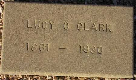 CLARK, LUCY C. - Maricopa County, Arizona   LUCY C. CLARK - Arizona Gravestone Photos