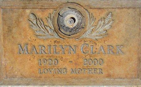 CLARK, MARILYN - Maricopa County, Arizona   MARILYN CLARK - Arizona Gravestone Photos