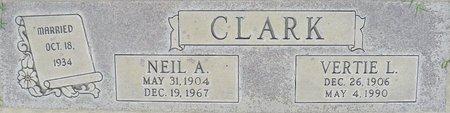 CLARK, VERTIE L - Maricopa County, Arizona | VERTIE L CLARK - Arizona Gravestone Photos