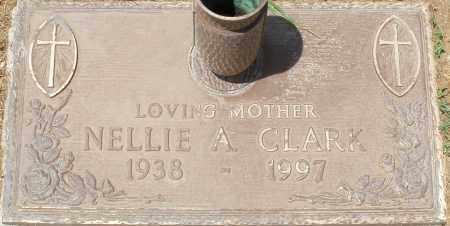 CLARK, NELLIE A. - Maricopa County, Arizona | NELLIE A. CLARK - Arizona Gravestone Photos