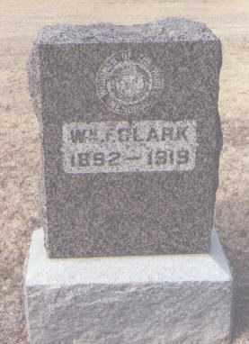 CLARK, WILLIAM F - Maricopa County, Arizona | WILLIAM F CLARK - Arizona Gravestone Photos