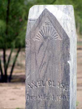 CLASE, AXEL - Maricopa County, Arizona | AXEL CLASE - Arizona Gravestone Photos