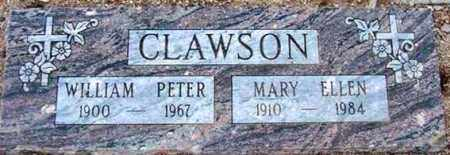 CLAWSON, MARY ELLEN - Maricopa County, Arizona | MARY ELLEN CLAWSON - Arizona Gravestone Photos