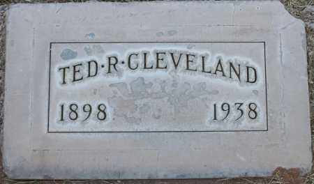 CLEVELAND, TED R - Maricopa County, Arizona | TED R CLEVELAND - Arizona Gravestone Photos
