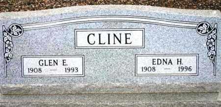 CLINE, EDNA - Maricopa County, Arizona   EDNA CLINE - Arizona Gravestone Photos
