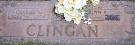 CLINGAN, RUTH R. - Maricopa County, Arizona | RUTH R. CLINGAN - Arizona Gravestone Photos