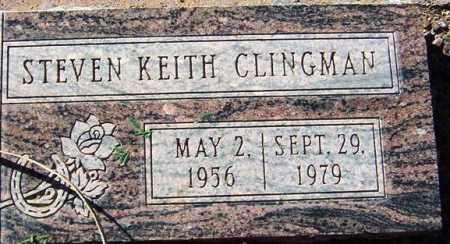 CLINGMAN, STEVEN KEITH - Maricopa County, Arizona | STEVEN KEITH CLINGMAN - Arizona Gravestone Photos