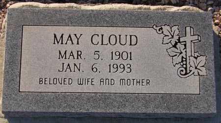 CLOUD, MAY - Maricopa County, Arizona | MAY CLOUD - Arizona Gravestone Photos