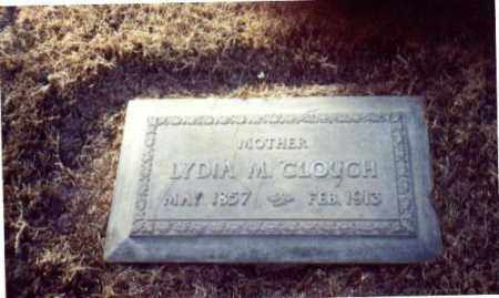 EVERITT CLOUGH, LYDIA MARIE - Maricopa County, Arizona | LYDIA MARIE EVERITT CLOUGH - Arizona Gravestone Photos