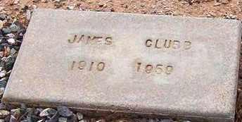 CLUBB, JAMES - Maricopa County, Arizona | JAMES CLUBB - Arizona Gravestone Photos