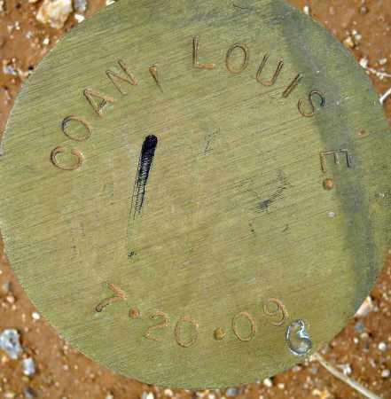 COAN, LOUIS E. - Maricopa County, Arizona | LOUIS E. COAN - Arizona Gravestone Photos