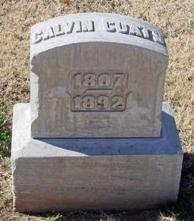 COATS, CALVIN - Maricopa County, Arizona | CALVIN COATS - Arizona Gravestone Photos