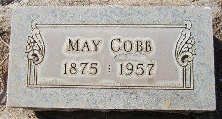 COBB, MAY - Maricopa County, Arizona | MAY COBB - Arizona Gravestone Photos