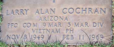 COCHRAN, LARRY ALAN - Maricopa County, Arizona | LARRY ALAN COCHRAN - Arizona Gravestone Photos