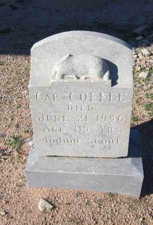 COFFEE, CAP. - Maricopa County, Arizona | CAP. COFFEE - Arizona Gravestone Photos