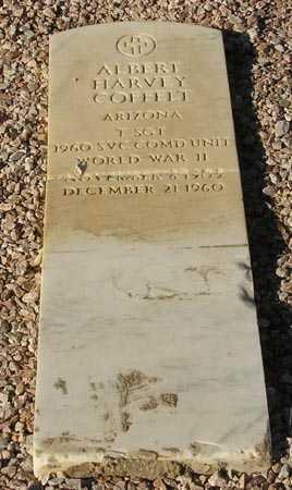 COFFELT, ALBERT HARVEY - Maricopa County, Arizona | ALBERT HARVEY COFFELT - Arizona Gravestone Photos