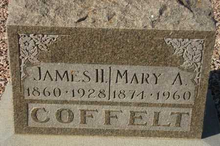 COFFELT, JAMES H. - Maricopa County, Arizona | JAMES H. COFFELT - Arizona Gravestone Photos