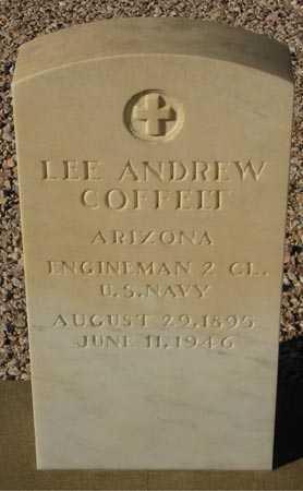 COFFELT, LEE ANDREW - Maricopa County, Arizona | LEE ANDREW COFFELT - Arizona Gravestone Photos