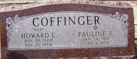 COFFINGER, PAULINE F. - Maricopa County, Arizona | PAULINE F. COFFINGER - Arizona Gravestone Photos
