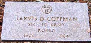 COFFMAN, JARVIS D. - Maricopa County, Arizona | JARVIS D. COFFMAN - Arizona Gravestone Photos
