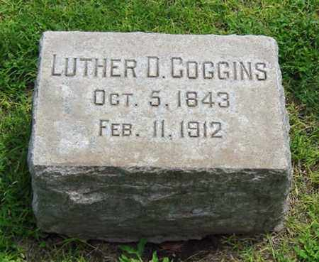COGGINS, LUTHER D - Maricopa County, Arizona | LUTHER D COGGINS - Arizona Gravestone Photos