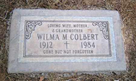 COLBERT, WILMA M. - Maricopa County, Arizona | WILMA M. COLBERT - Arizona Gravestone Photos
