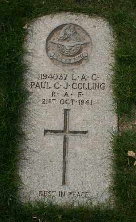 COLLING, PAUL C. - Maricopa County, Arizona | PAUL C. COLLING - Arizona Gravestone Photos