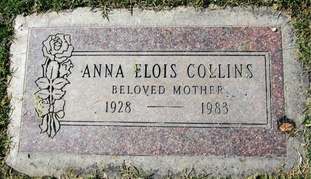 COLLINS, ANNA ELOIS - Maricopa County, Arizona | ANNA ELOIS COLLINS - Arizona Gravestone Photos