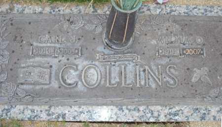 COLLINS, CARL J. - Maricopa County, Arizona | CARL J. COLLINS - Arizona Gravestone Photos