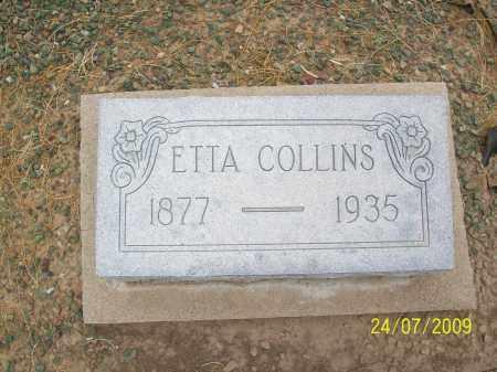 COLLINS, HENRIETTA JOSEPHINE - Maricopa County, Arizona | HENRIETTA JOSEPHINE COLLINS - Arizona Gravestone Photos