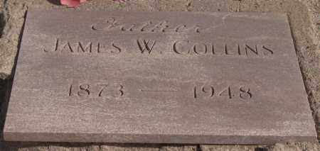COLLINS, JAMES W - Maricopa County, Arizona | JAMES W COLLINS - Arizona Gravestone Photos
