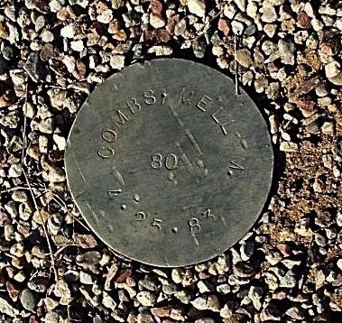 COMBS, MELL M. - Maricopa County, Arizona | MELL M. COMBS - Arizona Gravestone Photos