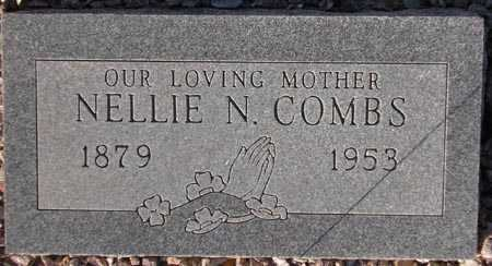 COMBS, NELLIE N. - Maricopa County, Arizona   NELLIE N. COMBS - Arizona Gravestone Photos