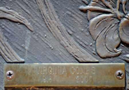 COMBS, VIRGINIA P. - Maricopa County, Arizona | VIRGINIA P. COMBS - Arizona Gravestone Photos