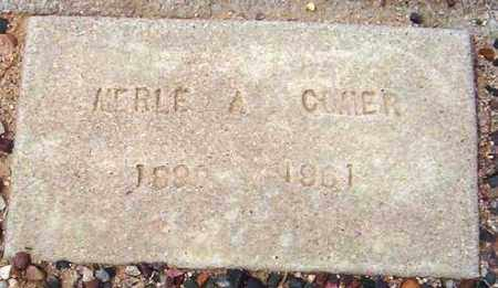 COMER, MERLE A. - Maricopa County, Arizona | MERLE A. COMER - Arizona Gravestone Photos