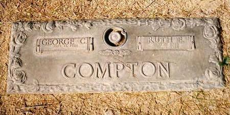 COMPTON (BUTLER), RUTH - Maricopa County, Arizona | RUTH COMPTON (BUTLER) - Arizona Gravestone Photos