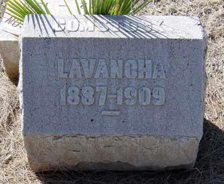 COMSTOCK, LAVANCHA - Maricopa County, Arizona | LAVANCHA COMSTOCK - Arizona Gravestone Photos