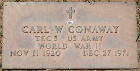 CONAWAY, CARL W. - Maricopa County, Arizona | CARL W. CONAWAY - Arizona Gravestone Photos