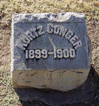 CONGER, KURTZ - Maricopa County, Arizona   KURTZ CONGER - Arizona Gravestone Photos