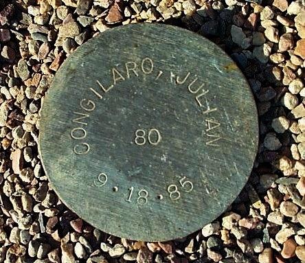 CONGILARO, JULIAN - Maricopa County, Arizona | JULIAN CONGILARO - Arizona Gravestone Photos