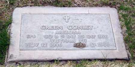 CONLEY, GREEN - Maricopa County, Arizona | GREEN CONLEY - Arizona Gravestone Photos