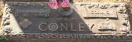 CONLEY, CORA G - Maricopa County, Arizona   CORA G CONLEY - Arizona Gravestone Photos