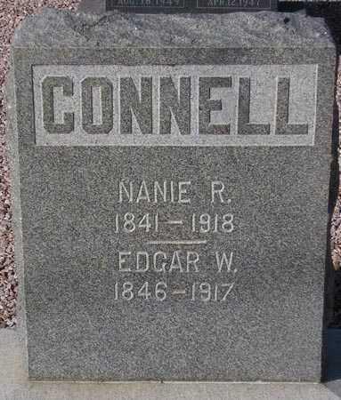 CONNELL, NANIE R. - Maricopa County, Arizona | NANIE R. CONNELL - Arizona Gravestone Photos